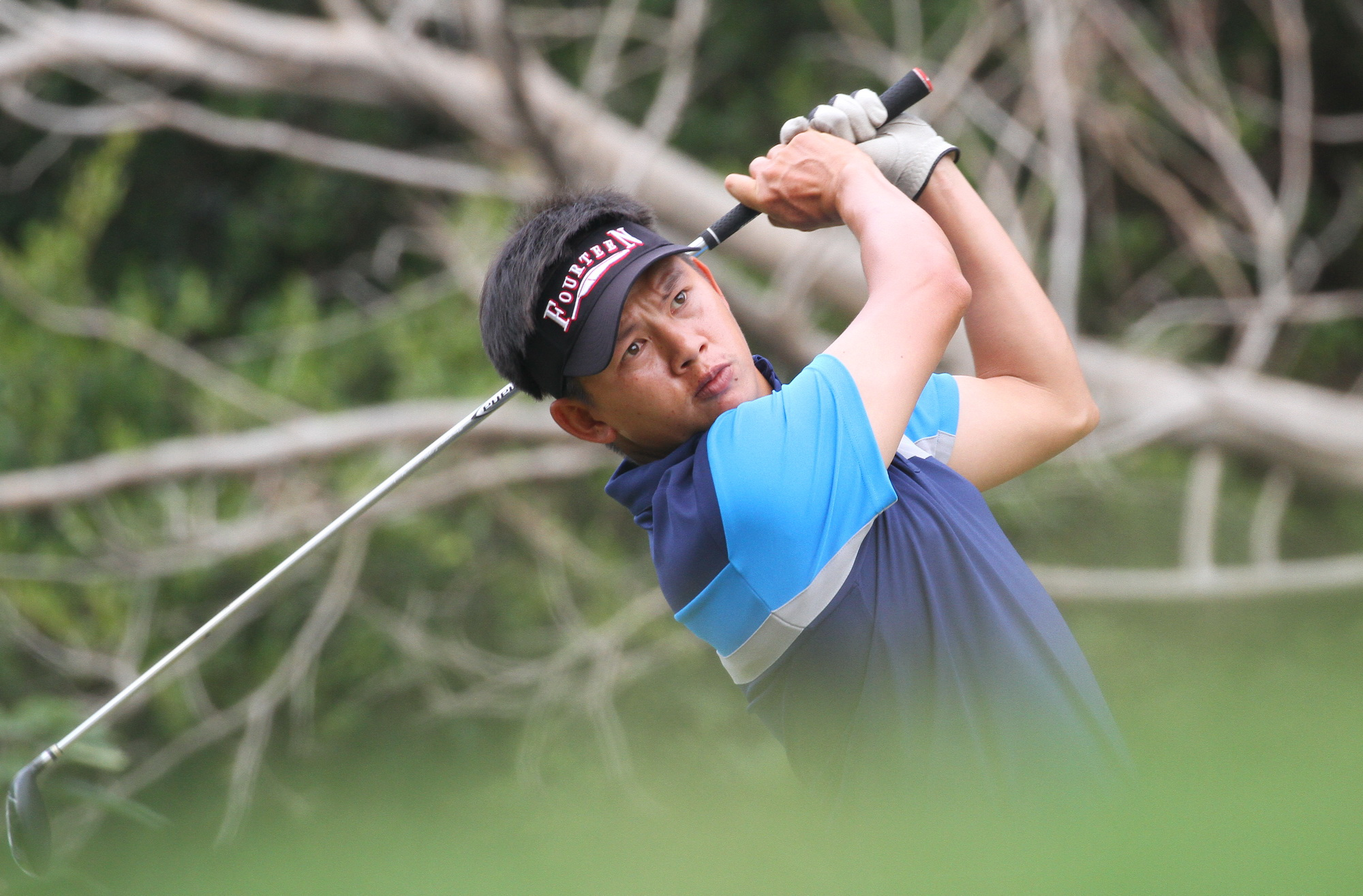 Donlaphatchai stays in control at the Taifong Open
