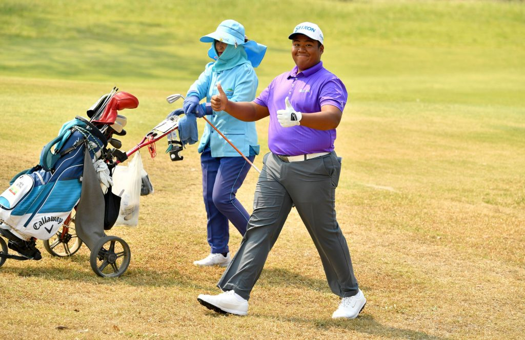 Burmese youngster Sithu keeps Tour card dreams alive at Qualifying School